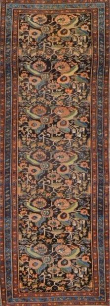 Originale galerie Hamadan (Iran) milieu XXème....
