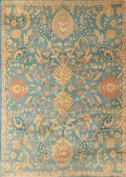 Original et grand Mahal (Iran) vers 1970....