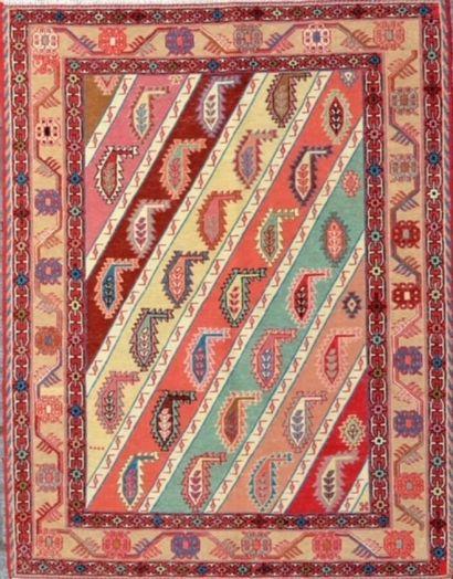 Original Soumak (Azerbaïdjan) vers 1980....