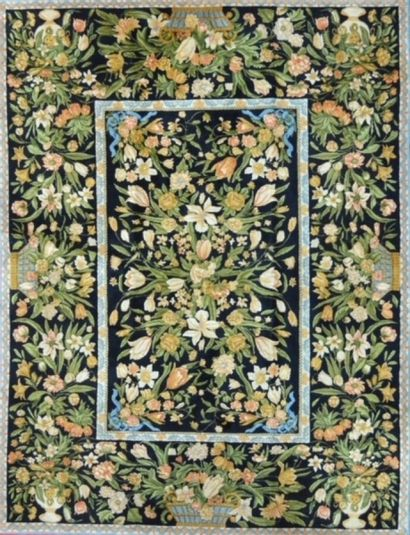 Original tapisau point de la de Savonnerie...