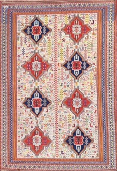 Original Soumak (Azerbaïdjan) vers 1975....