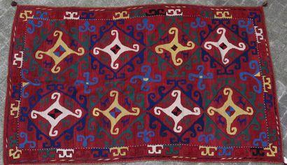 Broderie Susani (Ouzbékistan) milieu XXe...