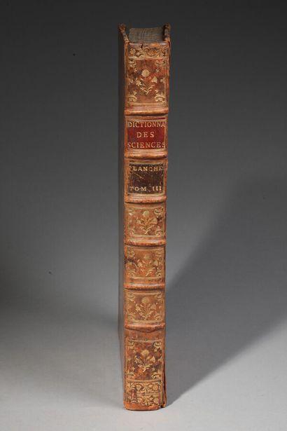 DIDEROT et D'ALEMBERT. Planches pour l'Encyclopedie....
