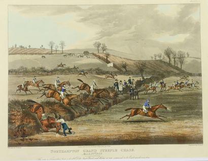 James POLLARD (1792-1867)  Northampton grand...