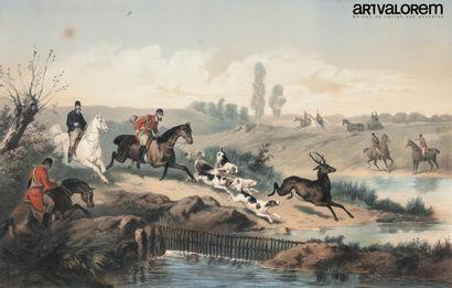 James WALKER (1831-1898) lithographié par...