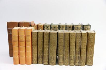[LITTERATURE - MEMOIRES] Ensemble de 23 livres...