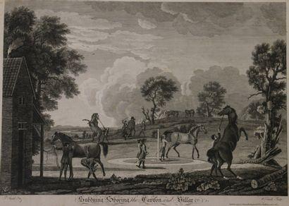 J.SMITH. 18ème siècle gravé par W.Elliot...