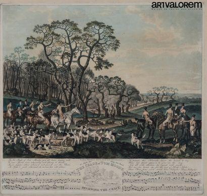 ECOLE ANGLAISE, 1832  - The Shade of Tom...