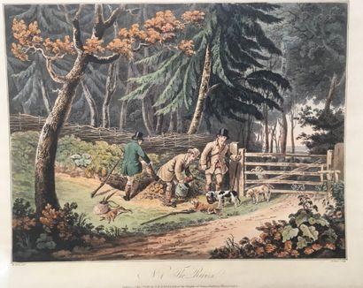 H.ALKIN (1785-1851) del. R.Reeve sculpt....