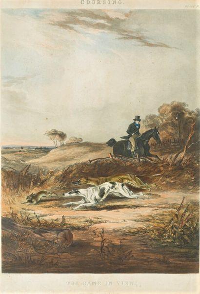 W.J.SHAYER (17871879) gravé par J.harris...