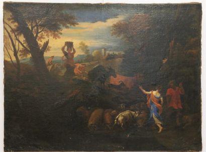 Ecole française du XVIIe siècle, suiveur...