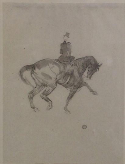 Henri de Toulouse-Lautrec (1864-1901)  Amazone...