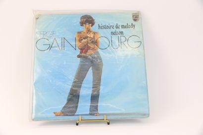 Serge Gainsbourg  Histoire de Melody Nelson...