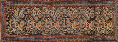 Galerie Hamadan (Iran) vers 1970.  Champ...