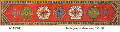 Originale galerie marocaine (Nord Atlas)...