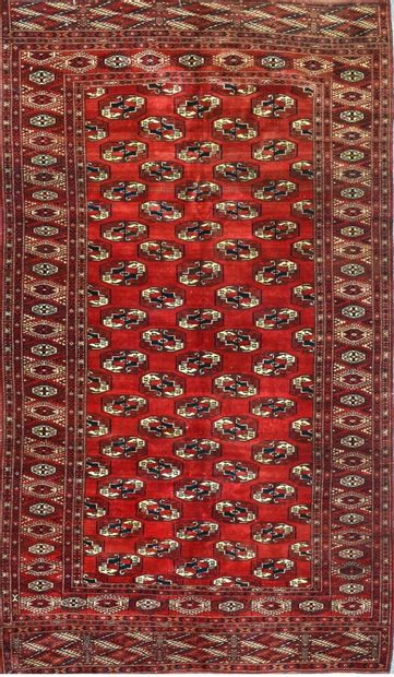 Grand Tekke Boukhara (Turkmen) vers 1930....