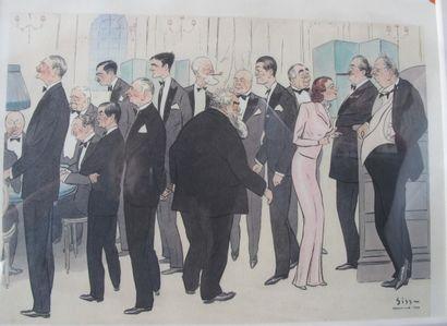 SISS (XXe siècle)  Courses et Casino de Deauville...