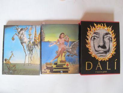 DALI  L'oeuvre peint  ed. Taschen 1993  2...