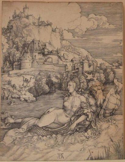 D'après Dürer