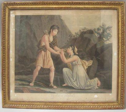RACHEL ET NEPHTALI dessiné par Torenti. 40...
