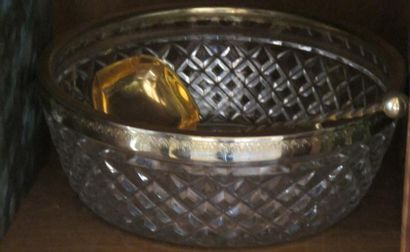 VERRERIE Baccarat-Lalique-Murano-Saint Louis...