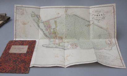 Plan de Pompéi, de mr le Chanoine, D. André...