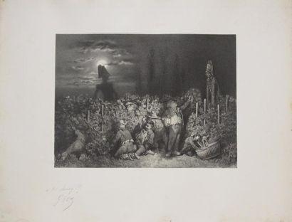 D'après Gustave Doré