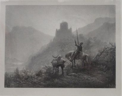 D'après Gustave DORE