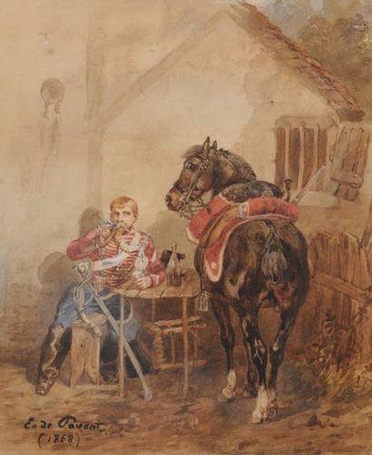 Emile de PAVANT(1810-1898)