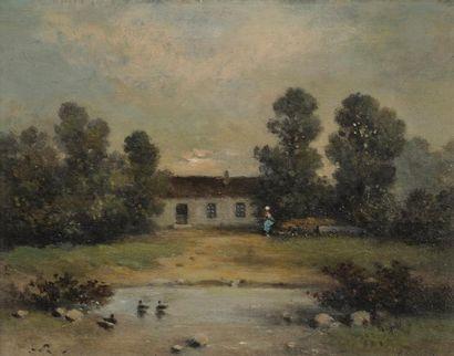John PRADIER (1845-1912)