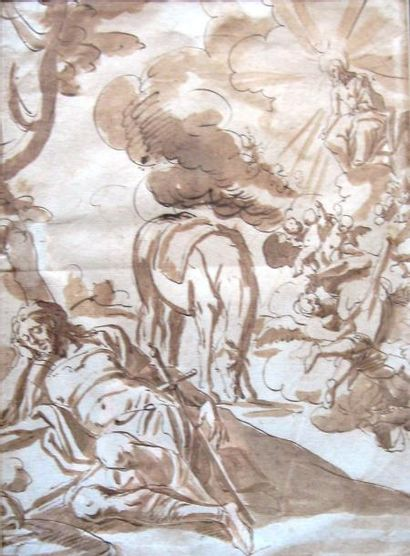 Attribué à Cornelis SCHUT (Antwerp 1597 - Borgerhout 1655)