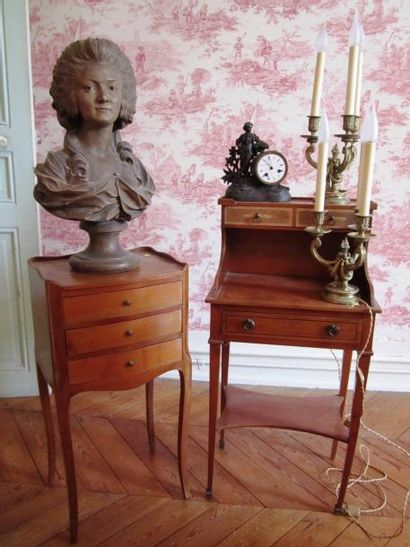 Mobiliers et objets d'art