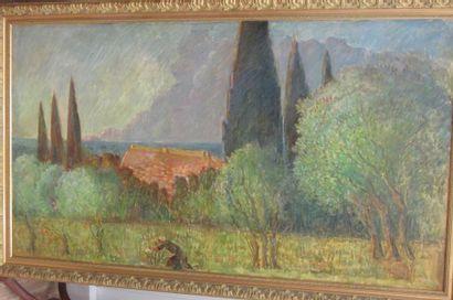 Ecole francaise du XXème siècle