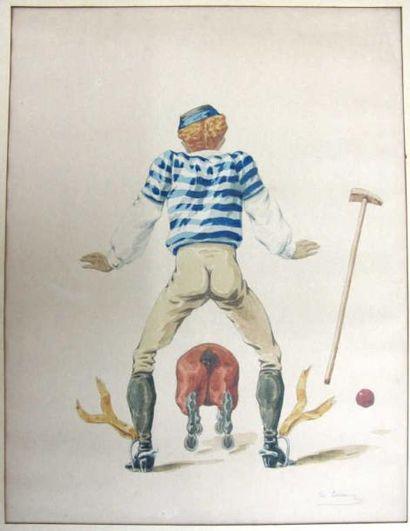 CONDAMY Charles Fernand de. (1855)
