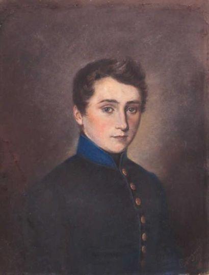 COLLIGNON Edmond (1822-1890)