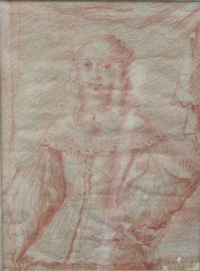 Attribué Justin Susterman (Anvers 1597- Florence 1681)