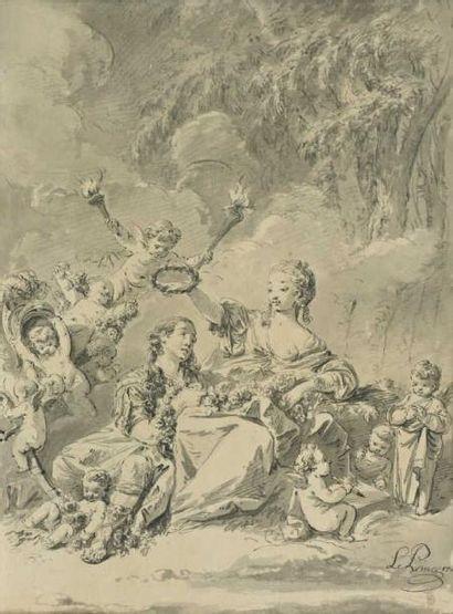 LEPRINCE Jean-Baptiste (1734-1781)