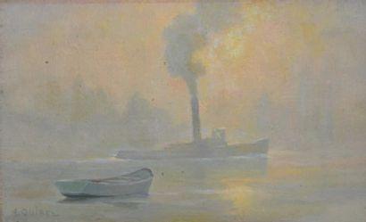 QUIBEL Raymond, 1883-1978