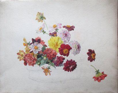 DE FORESTIER Alice XIXe siècle