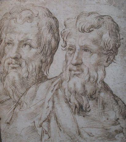 Attribué à Bartholoméo PASSEROTTI (Bologne 1529-1592)