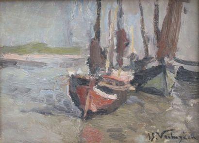 Isidore VERHEYDEN (1846-1905) Ecole Belge