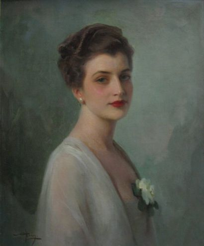 ALFRED GEORGES HOEN (1869-1954)