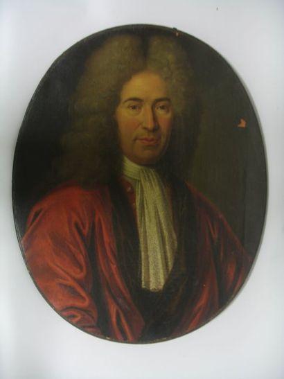 Ecole FRANÇAISE vers 1720