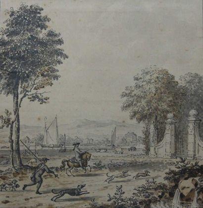 De MOUCHERON Isaac (1670-1740)