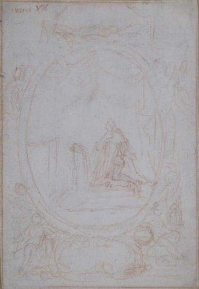 De SAINT AUBIN Gabriel (1724-1780)