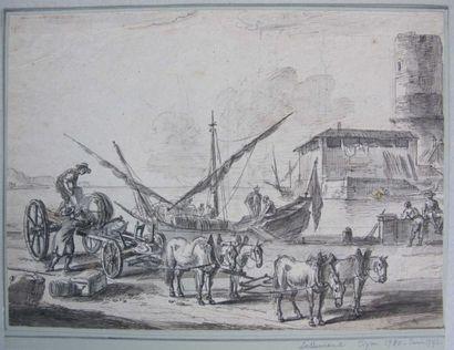 LALLEMAND Jean-Baptiste (1716-1803)