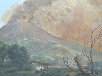 Attribuée à Simon DENIS (1755-1813)
