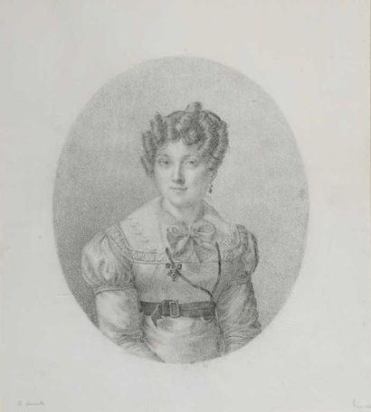 GRANDVILLE Jean-Jacques (1803-1847)