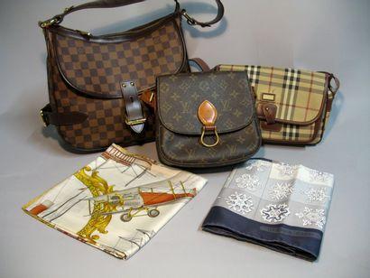 Louis Vuitton, Burberrys