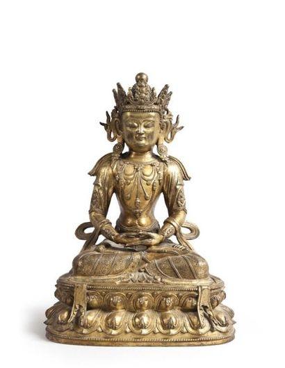 CHINE, Epoque KANGXI  (1662-1722).